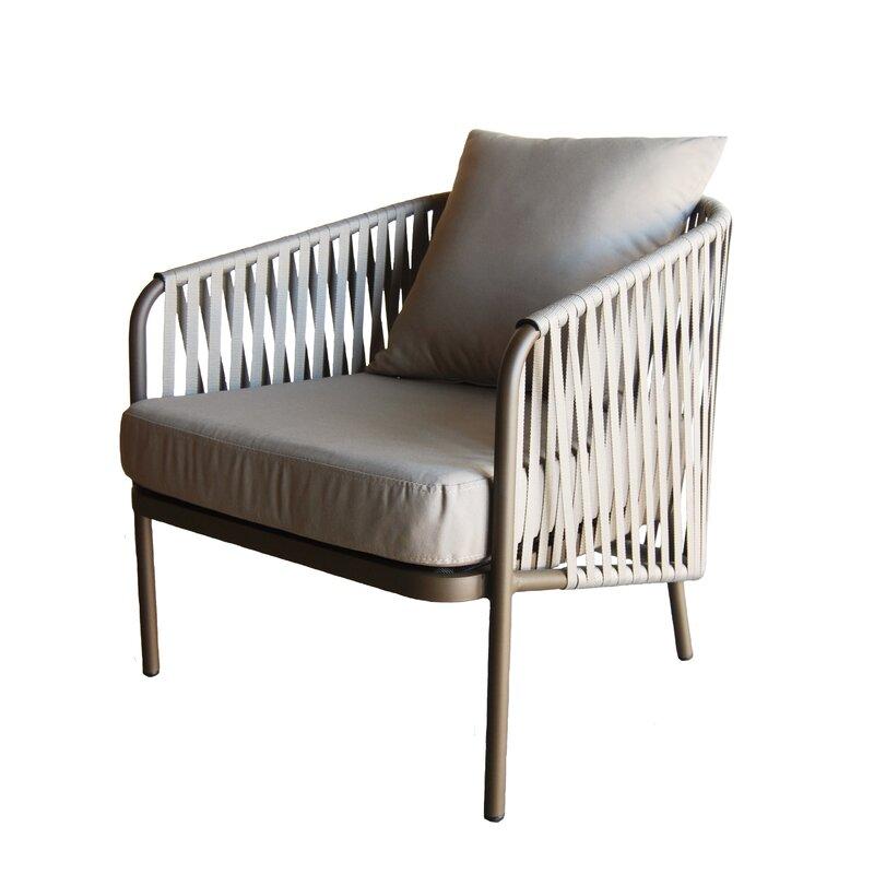 100 Essentials  Bali Chair with Cushion