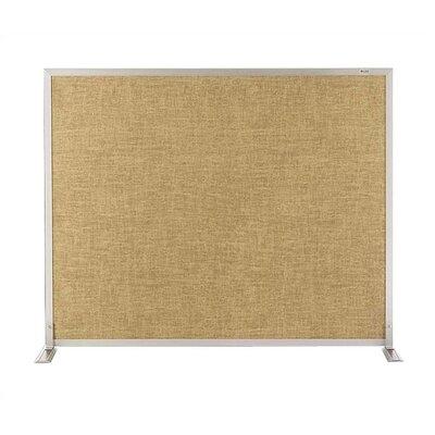 1 Panel Room Divider Marsh Size 72H x 48W Color Desert Shore
