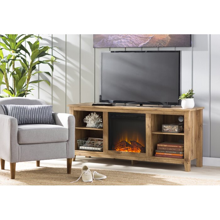 tire unique image stand stands supple of additional canadian with fireplace electric tv