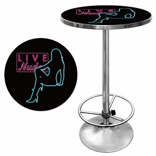 Shadow Babes D Series Pub Table by Trademark Global