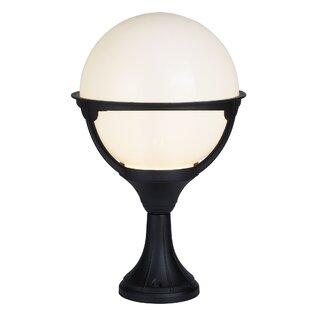 Aniya 1-LIght Pedestal Light By Sol 72 Outdoor