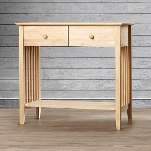 Lynn Wood Console Table By Mistana