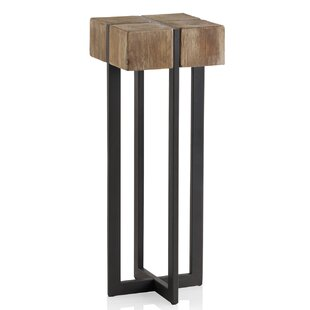 Cierra Pedestal Telephone Table By Williston Forge