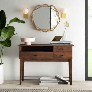 Posner Console Table by Mercury Row