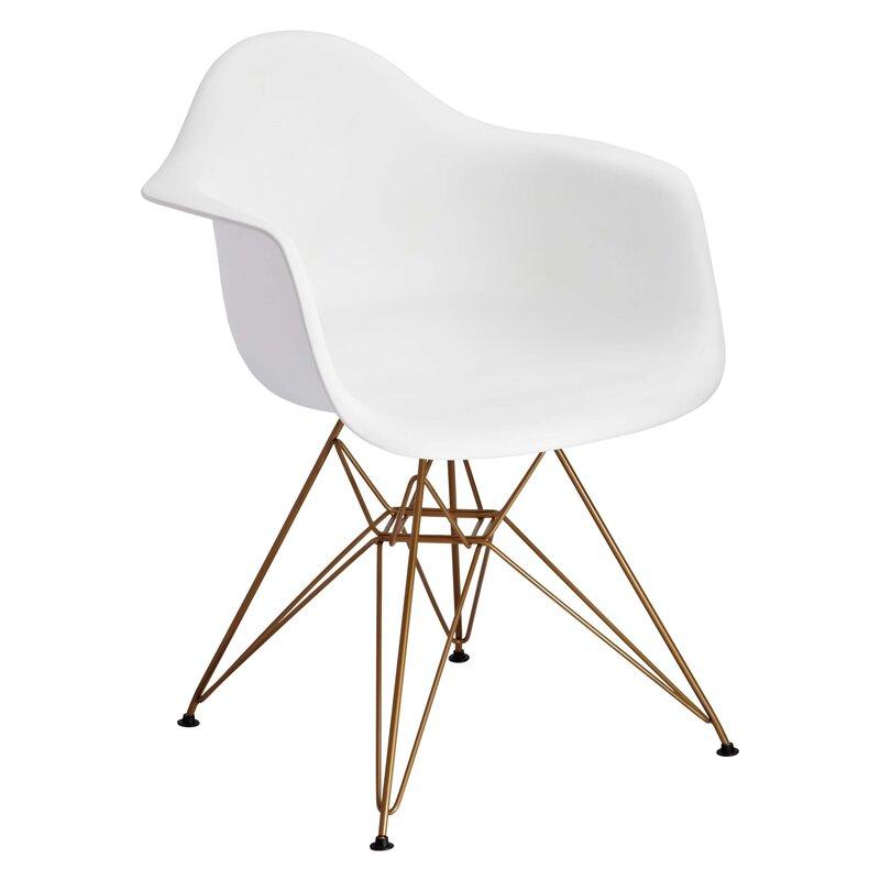 Mohnton Arm Chair #modernplastichair #modernchair
