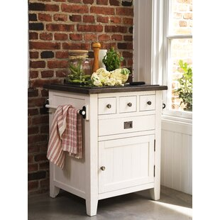 Kitchen Island With Granite Top By August Grove