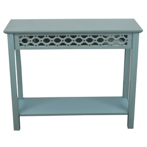 Carter Console Table With Mirror