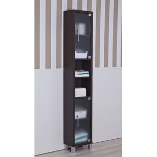 34 X 194cm Free Standing Cabinet By Mercury Row