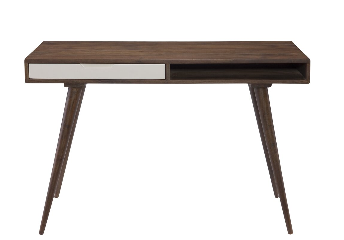 Convertible coffee table desk wayfair drumard writing desk geotapseo Image collections