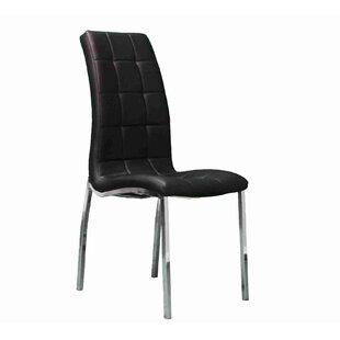 Orren Ellis Stroman Upholstered Dining Chair (Set of 2)