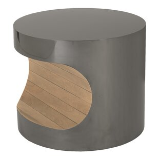 Bite End Table by Phillips Collection