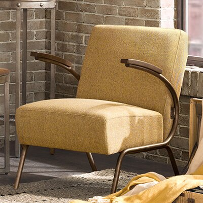 Industrial Metal Accent Chairs You Ll Love In 2020 Wayfair