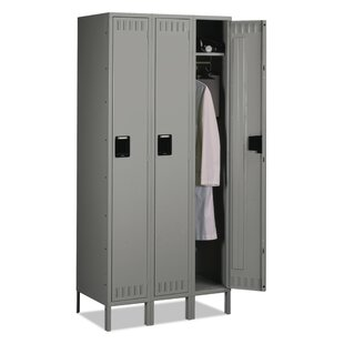 Single Tier Locker Storage Cab..