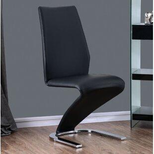Midsomer Upholstered Dining Chair (Set of 2) by Orren Ellis