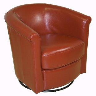 Terrific Marvel Swivel Barrel Chair Customarchery Wood Chair Design Ideas Customarcherynet