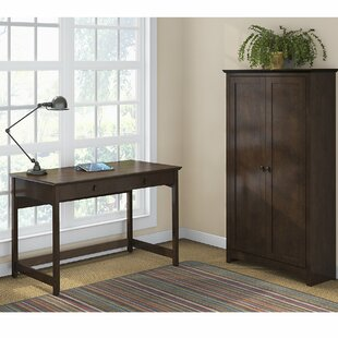 Fralick 2 Piece Desk Offic..