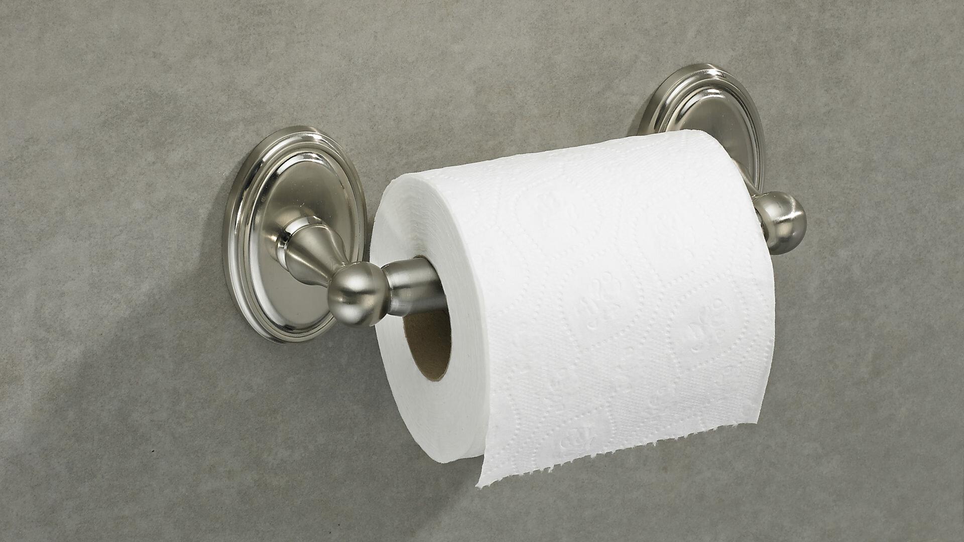 Richelieu Wyndham Wall Mount Toilet Paper Holder Wayfair