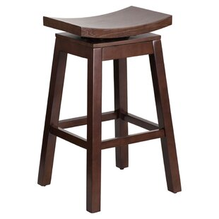Faxan High Saddle 30 Swivel Bar Stool