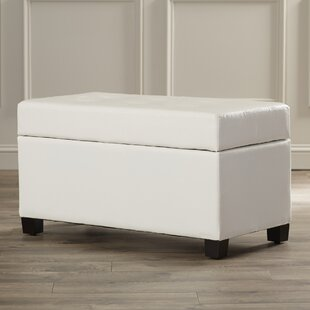 Teignmouth Storage Ottoman by Wrought Studio