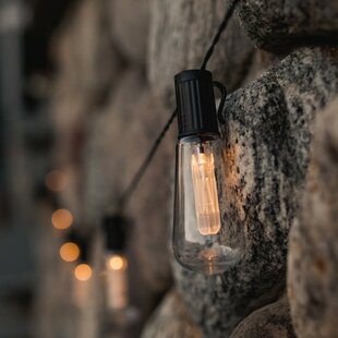 Touch of ECO Luminites Globe String Lights