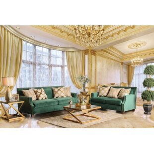 Deals Leavell 2 Piece Living Room Set by Everly Quinn Reviews (2019) & Buyer's Guide