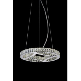 CWI Lighting Beyond LED Chandelier