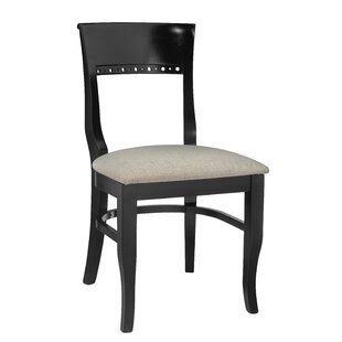 Tymon Solid Wood Dining Chair (Set of 2) DarHome Co