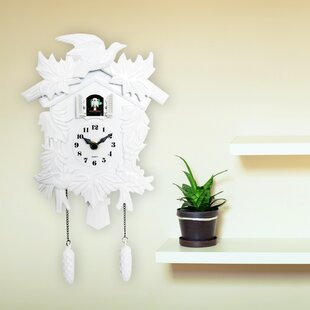 Grayvik Wall Clock by Metro Lane