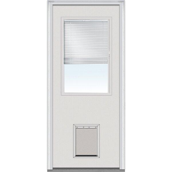 Exterior Door With Pet Door Wayfair