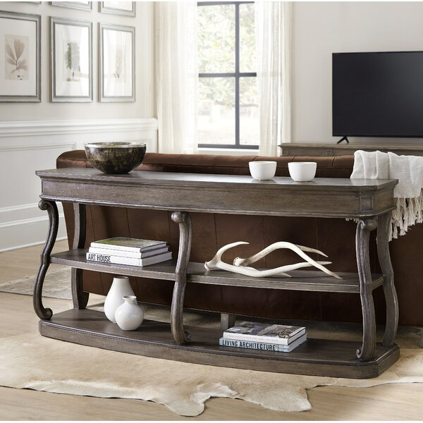 "Hooker Furniture 72.25"" Console Table"