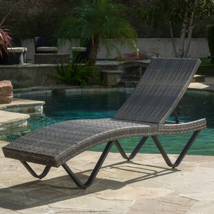 Alijah Reclining Chaise Lounge
