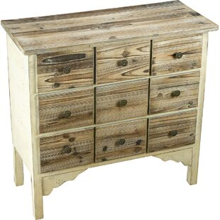 9 Drawer Accent Chest by AA Importing