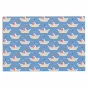 Cristina Bianco Paper Cat Doormat