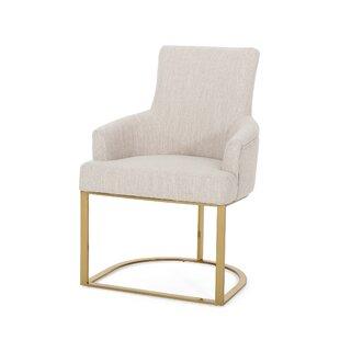 Mercer41 Zac Fabric Armchair