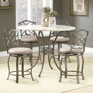 Boundary Bay Pub Table Set by Red Barrel ..