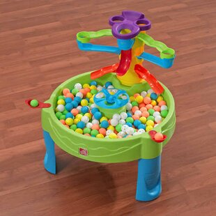Inexpensive Kids Round Busy Ball Play Table By Step2