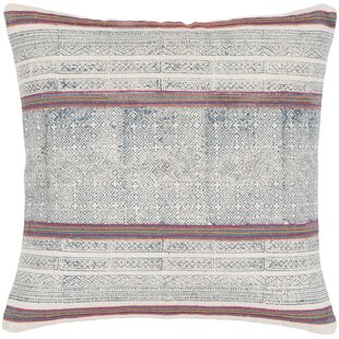 Friedman Cotton Pillow Cover