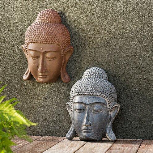 Prayerful Buddha Wall Decor