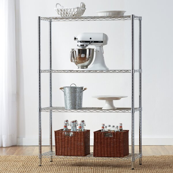 Elegant Metal Shelf Wayfair