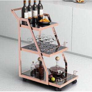 Romine Bar Cart by Willa Arlo Interiors