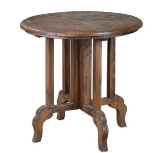 Uttermost Imber End Table