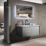 Friary 40 Wall-Mounted Single Bathroom Vanity Set by Orren Ellis