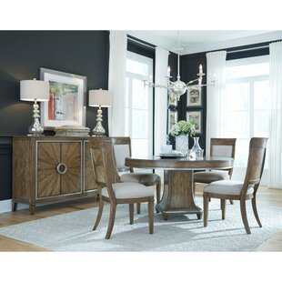 Newt 5 Piece Dining Set House of Hampton