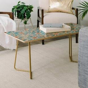 Schatzi Hara Tiles Coffee Table by East Urban Home