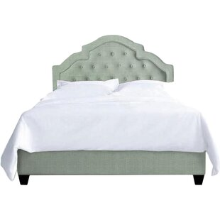 My Chic Nest Sheila Upholstered Platform Bed