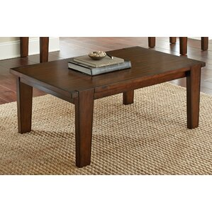 Strasburg Coffee Table by Loon Peak