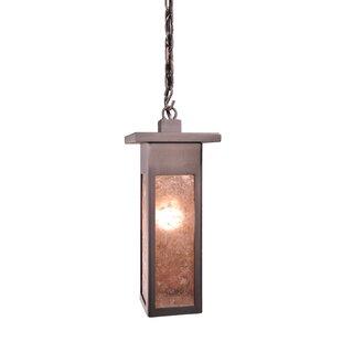 Delatorre 1-Light Lantern Pendant by Mill..