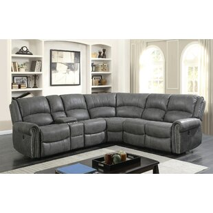 Red Barrel Studio Frink Reclining Modular Sectional
