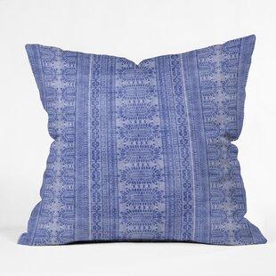 Shibori Throw Pillow Wayfair