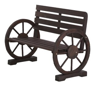 Discount Stollings Wooden Traditional Bench